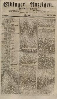 Elbinger Anzeigen, Nr. 59. Sonnabend, 21. Juli 1855