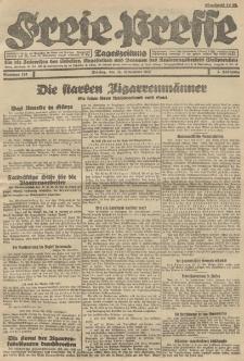Freie Presse, Nr. 193 Freitag 25. November 1927 3. Jahrgang