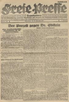 Freie Presse, Nr. 194 Sonnabend 26. November 1927 3. Jahrgang