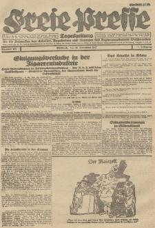 Freie Presse, Nr. 197 Mittwoch 30. November 1927 3. Jahrgang