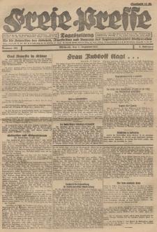 Freie Presse, Nr. 203 Mittwoch 7. Dezember 1927 3. Jahrgang