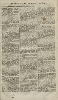 Elbinger Anzeigen, Nr. 95. Mittwoch, 26. November 1851