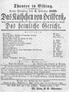 Das heimliche Gericht - Ludwig Ferdinand Huber