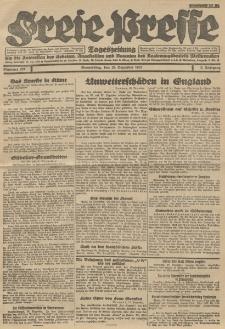 Freie Presse, Nr. 221 Donnerstag 29. Dezember 1927 3. Jahrgang