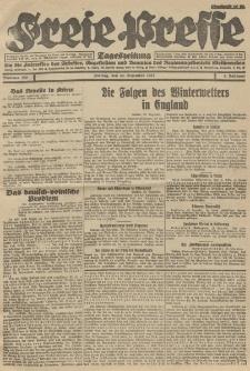 Freie Presse, Nr. 222 Freitag 30. Dezember 1927 3. Jahrgang