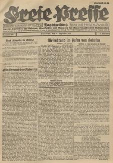 Freie Presse, Nr. 223 Sonnabend 31. Dezember 1927 3. Jahrgang