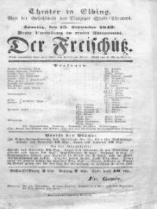 Der Freischütz - Friedrich Kind