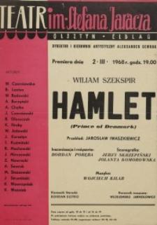 Hamlet - afisz teatralny
