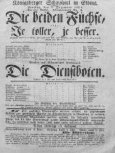 Die Dienstboten - Roderich Benedix