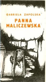 Panna Maliczewska – program teatralny