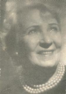 Śnieżko-Szafnaglowa Eugenia – folder jubileuszowy