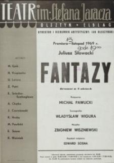 Fantazy - afisz