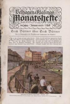 Velhagen & Klasings Monatshefte. Januar 1925, Jg. XXXIX. Heft 5.