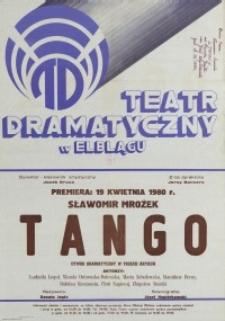Tango – afisz