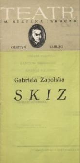 Skiz – program teatralny