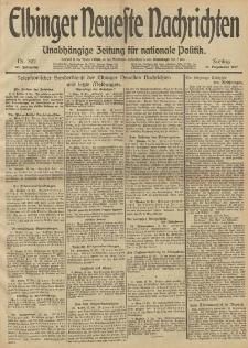 Elbinger Neueste Nachrichten, Nr. 302 Freitag 13 Dezember 1912 64. Jahrgang
