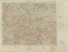 Zarki-Jedrzejow-Jlkenau-Miechow: mapa