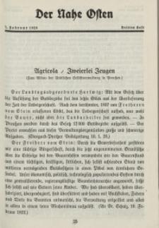 Der Nahe Osten, 1. Februar 1928, 1. Jahrgang, H. 3