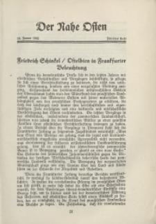 Der Nahe Osten, 15. Januar 1932, 5. Jahrgang, H. 2