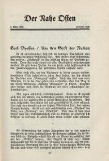 Der Nahe Osten, 1. März 1932, 5. Jahrgang, H. 5