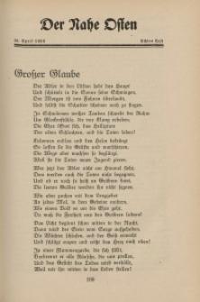Der Nahe Osten, 15. April 1933, 6. Jahrgang, H. 8