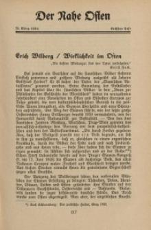 Der Nahe Osten, 15. März 1934, 7. Jahrgang, H. 6