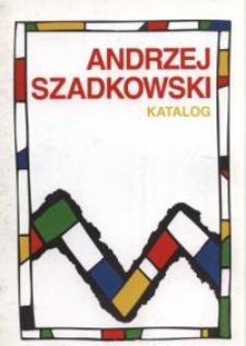 Andrzej Szadkowski – katalog