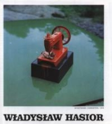 Władysław Hasior – folder