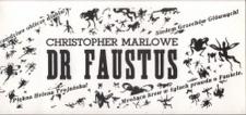 """""""Dr Faustus"""" w Galerii El – zaproszenie na spektakl"""