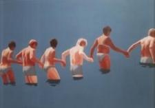 Julita Malinowska: malarstwo – zaproszenie na wystawę