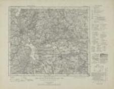 Karte des Deutschen Reiches: 1:100 000