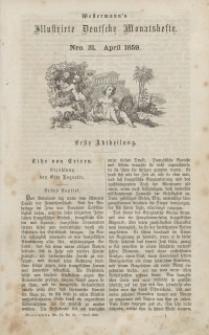 Westermann's Jahrbuch der Illustrirten Deutschen Monatshefte, Bd. 5. April 1859, Nr 31.