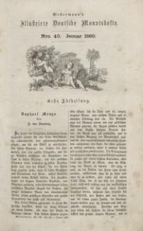 Westermann's Jahrbuch der Illustrirten Deutschen Monatshefte, Bd. 7. Januar 1860, Nr 40.
