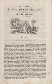 Westermann's Jahrbuch der Illustrirten Deutschen Monatshefte, Bd. 7. Mai 1860, Nr 44.