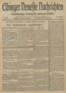 Elbinger Neueste Nachrichten, Nr. 188 Sonnabend 12 Juli 1913 65. Jahrgang