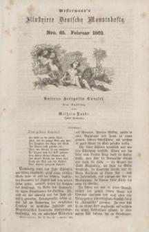 Westermann's Jahrbuch der Illustrirten Deutschen Monatshefte, Bd. 11. Februar 1862, Nr 65.