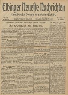 Elbinger Neueste Nachrichten, Nr. 195 Sonnabend 19 Juli 1913 65. Jahrgang