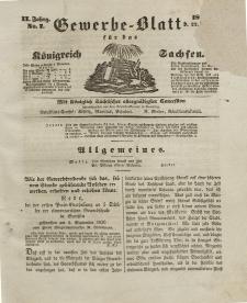 Gewerbe-Blatt Königreich Sachsen. Jahrg. II, 22. Dezember, nr 7.