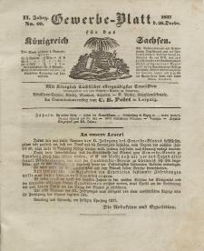 Gewerbe-Blatt Königreich Sachsen. Jahrg. II, 28. Dezember, nr 60.