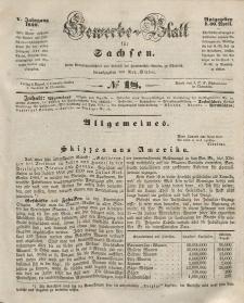 Gewerbe-Blatt für Sachsen. Jahrg. V, 30. April, nr 18.