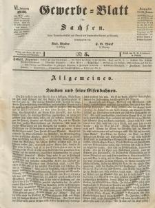 Gewerbe-Blatt für Sachsen. Jahrg. VI, 22. Januar, nr 5.