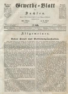 Gewerbe-Blatt für Sachsen. Jahrg. VI, 9. Juli, nr 53.