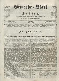 Gewerbe-Blatt für Sachsen. Jahrg. VI, 17. Dezember, nr 99.
