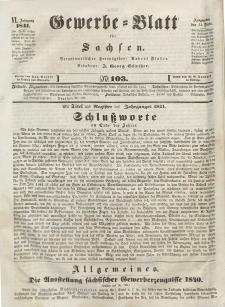 Gewerbe-Blatt für Sachsen. Jahrg. VI, 31. Dezember, nr 103.