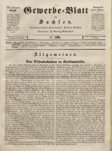 Gewerbe-Blatt für Sachsen. Jahrg. VII, 4. Februar, nr 10.