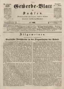 Gewerbe-Blatt für Sachsen. Jahrg. VII, 8. November, nr 89.