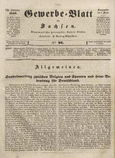 Gewerbe-Blatt für Sachsen. Jahrg. VII, 6. Dezember, nr 97.