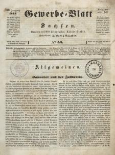 Gewerbe-Blatt für Sachsen. Jahrg. VIII, 4. Juli, nr 53.