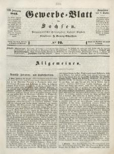 Gewerbe-Blatt für Sachsen. Jahrg. VIII, 8. September, nr 72.