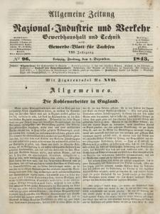 Gewerbe-Blatt für Sachsen. Jahrg. VIII, Freitag, 1. Dezember, nr 96.